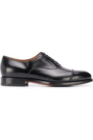 santoni Classic derby shoes