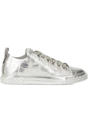 Giuseppe Zanotti Blabber embossed low-top sneakers