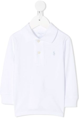 Ralph Lauren Embroidered logo polo shirt