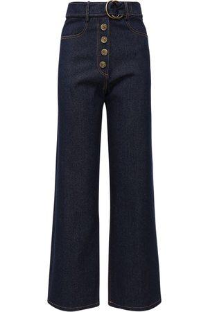 """REJINA PYO Jeans """"emily"""" De Denim De Algodón"""