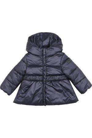 Il gufo Baby puffer coat
