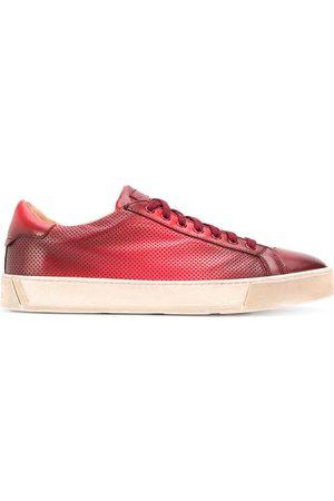 santoni Hombre Tenis - Low lace-up sneakers
