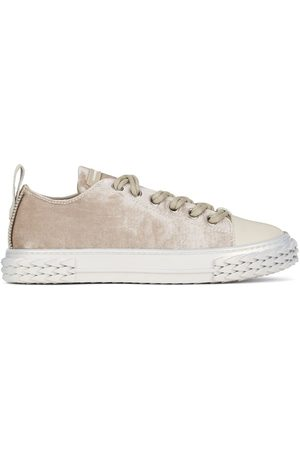 Giuseppe Zanotti Mujer Tenis - Blabber velvet sneakers