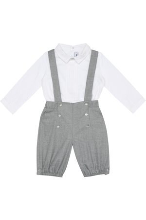 Tartine Et Chocolat Baby onesie and pants set