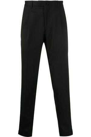 DELL'OGLIO Pantalones de vestir con pinzas