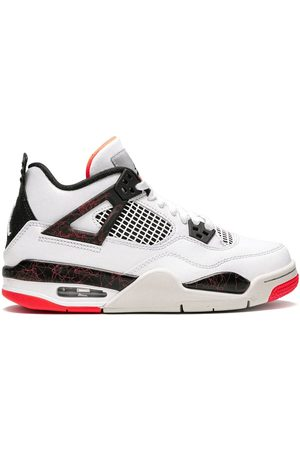 Nike Tenis Air Jordan 4 Retro (GS)