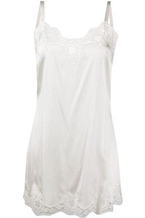 Dolce & Gabbana Mujer Camisones - Slip dress con encaje