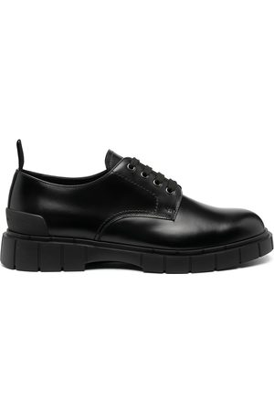 CAR SHOE Leather lace-up shoes