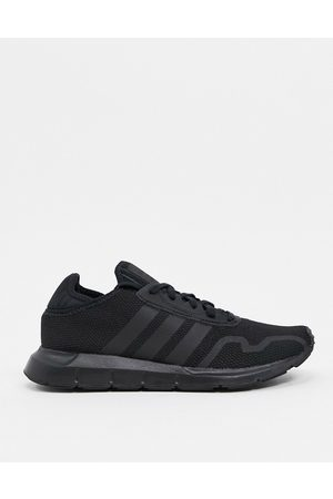 adidas Swift Run X trainers in triple black
