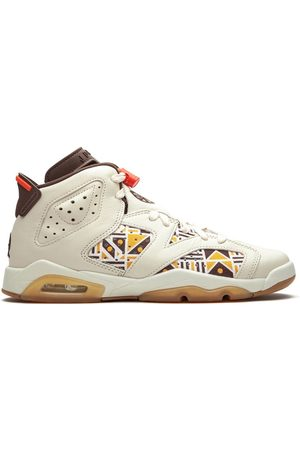 Nike Tenis mid-top Air Jordan 6 GS Quai 54