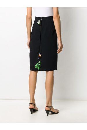 Nº21 Falda con estampado floral