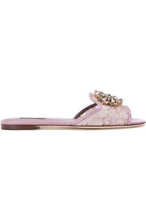 Dolce & Gabbana Flip flops Bianca