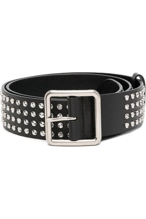 Alexander McQueen Wide studded belt