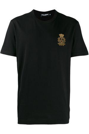Dolce & Gabbana Camiseta con motivo bordado