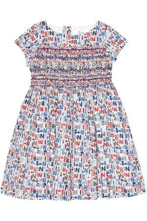 BONPOINT Duchesse Liberty cotton dress