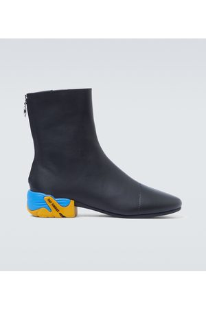RAF SIMONS Solaris-2 High boots