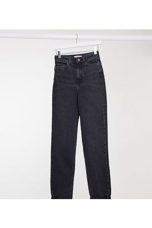 New Look Mom jeans in black