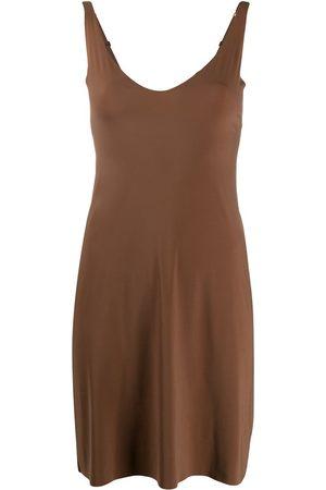 Wolford Mujer Vestidos - Slip dress con cuello en U