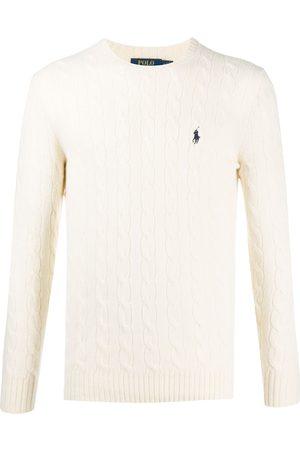 Polo Ralph Lauren Hombre Suéteres - Suéter en tejido de ochos