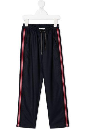 BONPOINT Pantalones de chándal con rayas laterales