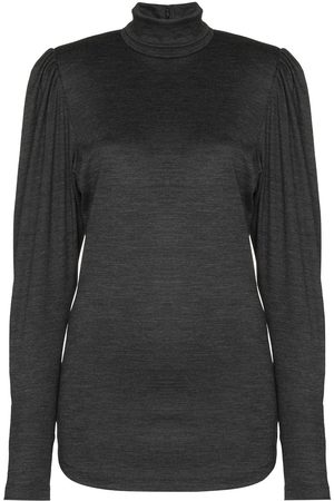 Isabel Marant Mujer Tops - Virgin wool roll neck top