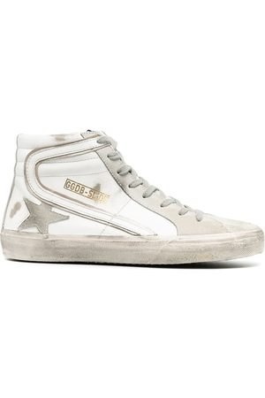 Golden Goose Signature star patch sneakers