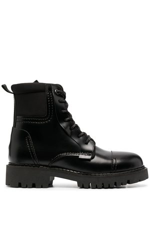 Tommy Hilfiger Mujer Botines - Lace-up ankle boots