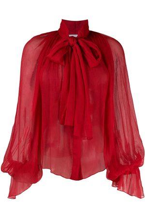 Atu Body Couture Mujer Blusas - Blusa con mangas balloon