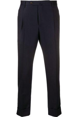 PT01 Pantalones tapered con pinzas