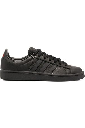 adidas Campus leather low-top sneakers