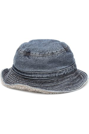 Ganni Denim bucket hat