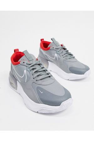Nike Skyve Max trainers in particle grey