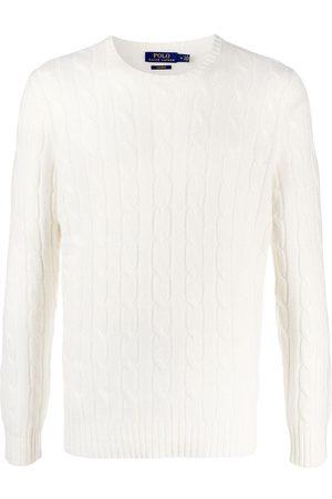 Polo Ralph Lauren Suéter tejido de ochos