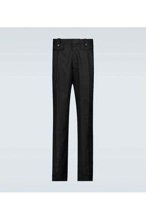Casablanca Wool pleated pants
