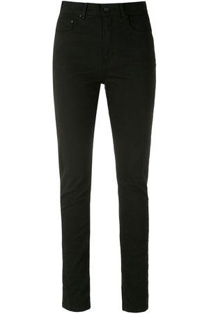 Amapô Mujer Skinny - Pantalones skinny con tiro alto
