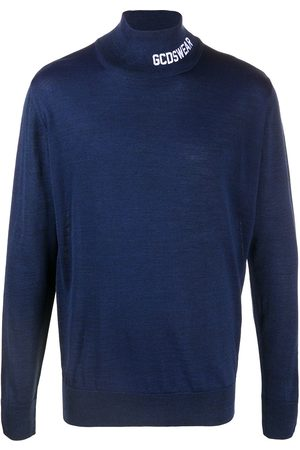 GCDS Jersey con logo bordado