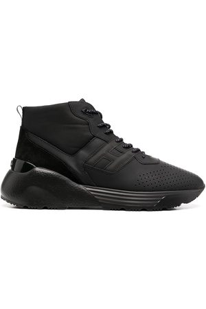 Hogan High-top lace trainers