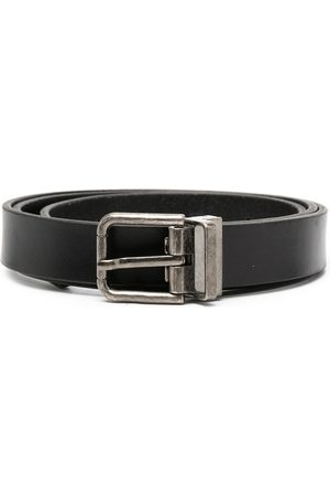 Dolce & Gabbana Square-buckle belt