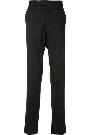 Msgm Pantalones de vestir con trabillas