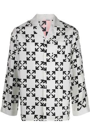 OFF-WHITE Pijama con motivo Arrows