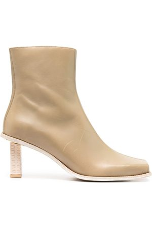 Jacquemus Carro Basses ankle boots