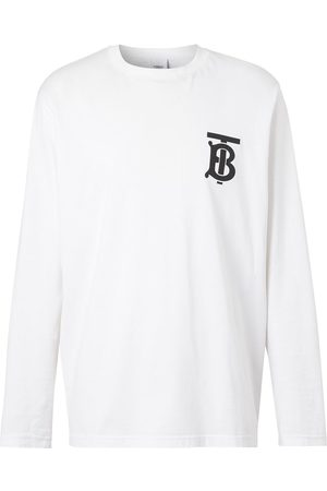 Burberry Monogram-motif long-sleeve T-shirt