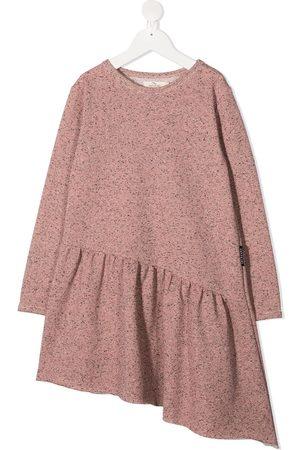 Le pandorine Vestido estilo suéter asimétrico