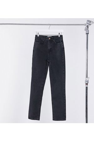 New Look Straight leg jeans in black