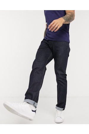 Levi's Levi's 502 tapered fit jeans in rock cod dark wash