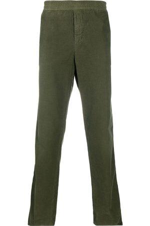 Golden Goose Pantalones de pana rectos