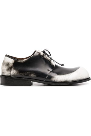 MARSÈLL Mujer Oxford - Distressed-effect derby shoes