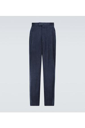 Nanushka Eetu wide-leg pants