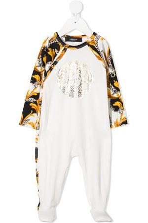 VERSACE Pijama con estampado Acanthus