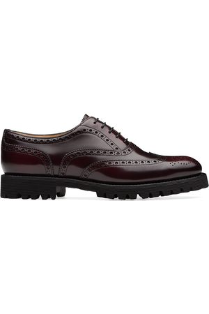 Church's Carla polished brogue shoes